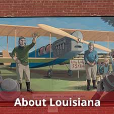 about louisiana